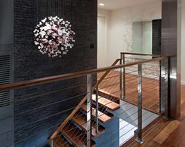烟台现代楼梯