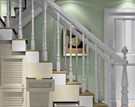 烟台田园楼梯