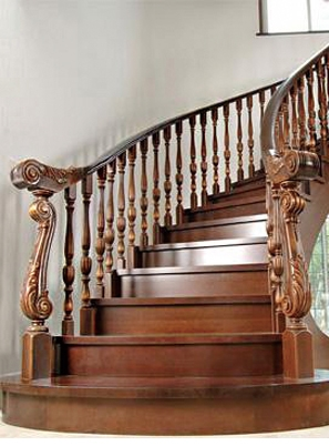 烟台楼梯制作