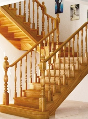 烟台中式楼梯