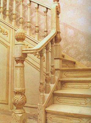 烟台阁楼楼梯