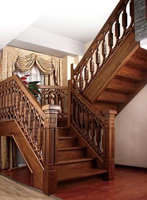 烟台楼梯扶手定制