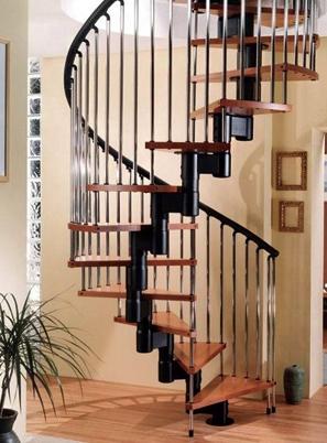 烟台安装钢木楼梯