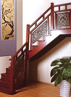 烟台制作实木楼梯